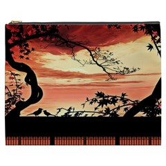 Autumn Song Autumn Spreading Its Wings All Around Cosmetic Bag (xxxl)