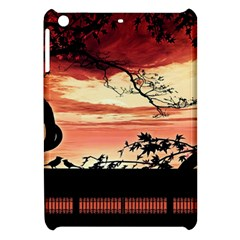 Autumn Song Autumn Spreading Its Wings All Around Apple Ipad Mini Hardshell Case