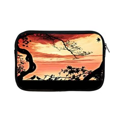 Autumn Song Autumn Spreading Its Wings All Around Apple iPad Mini Zipper Cases