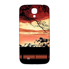 Autumn Song Autumn Spreading Its Wings All Around Samsung Galaxy S4 I9500/i9505  Hardshell Back Case