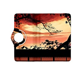 Autumn Song Autumn Spreading Its Wings All Around Kindle Fire Hdx 8 9  Flip 360 Case