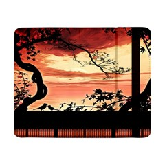 Autumn Song Autumn Spreading Its Wings All Around Samsung Galaxy Tab Pro 8 4  Flip Case