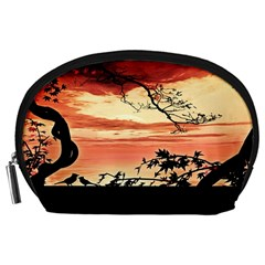 Autumn Song Autumn Spreading Its Wings All Around Accessory Pouches (large)