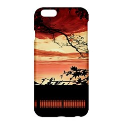 Autumn Song Autumn Spreading Its Wings All Around Apple iPhone 6 Plus/6S Plus Hardshell Case