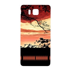 Autumn Song Autumn Spreading Its Wings All Around Samsung Galaxy Alpha Hardshell Back Case