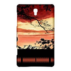 Autumn Song Autumn Spreading Its Wings All Around Samsung Galaxy Tab S (8.4 ) Hardshell Case