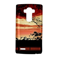 Autumn Song Autumn Spreading Its Wings All Around LG G4 Hardshell Case