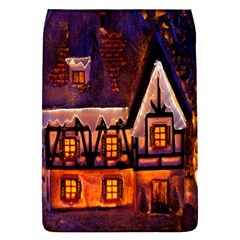 House In Winter Decoration Flap Covers (S)