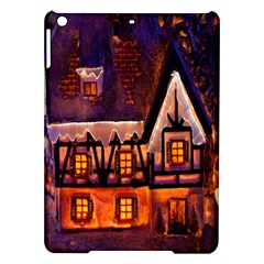 House In Winter Decoration Ipad Air Hardshell Cases