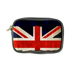 Flag Of Britain Grunge Union Jack Flag Background Coin Purse