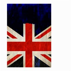 Flag Of Britain Grunge Union Jack Flag Background Small Garden Flag (two Sides)