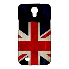Flag Of Britain Grunge Union Jack Flag Background Samsung Galaxy Mega 6 3  I9200 Hardshell Case