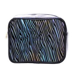 Abstract Background Wallpaper Mini Toiletries Bags