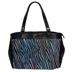 Abstract Background Wallpaper Office Handbags (2 Sides)