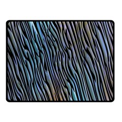 Abstract Background Wallpaper Fleece Blanket (small)