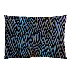 Abstract Background Wallpaper Pillow Case (two Sides)