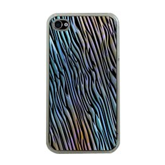 Abstract Background Wallpaper Apple Iphone 4 Case (clear)