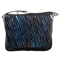 Abstract Background Wallpaper Messenger Bags