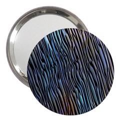 Abstract Background Wallpaper 3  Handbag Mirrors