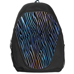 Abstract Background Wallpaper Backpack Bag