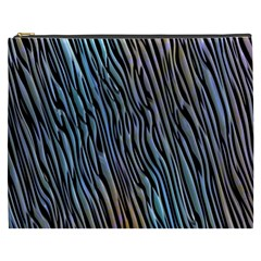 Abstract Background Wallpaper Cosmetic Bag (XXXL)