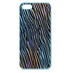 Abstract Background Wallpaper Apple Seamless iPhone 5 Case (Color)