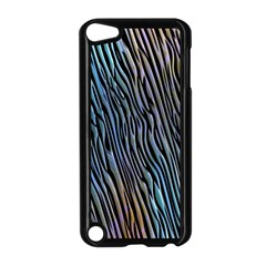 Abstract Background Wallpaper Apple Ipod Touch 5 Case (black)