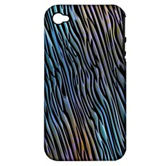 Abstract Background Wallpaper Apple iPhone 4/4S Hardshell Case (PC+Silicone)