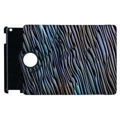 Abstract Background Wallpaper Apple iPad 2 Flip 360 Case