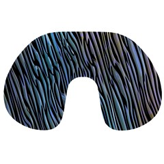 Abstract Background Wallpaper Travel Neck Pillows
