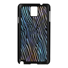 Abstract Background Wallpaper Samsung Galaxy Note 3 N9005 Case (black)