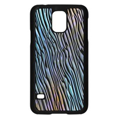 Abstract Background Wallpaper Samsung Galaxy S5 Case (Black)