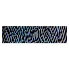 Abstract Background Wallpaper Satin Scarf (oblong)