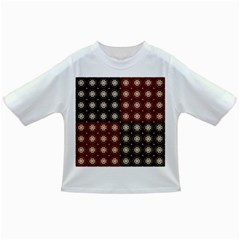 Decorative Pattern With Flowers Digital Computer Graphic Infant/toddler T Shirts