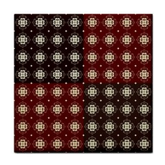 Decorative Pattern With Flowers Digital Computer Graphic Face Towel