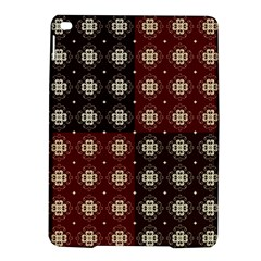Decorative Pattern With Flowers Digital Computer Graphic iPad Air 2 Hardshell Cases