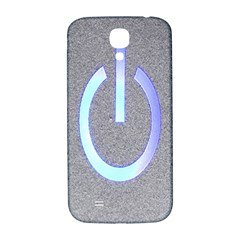 Close Up Of A Power Button Samsung Galaxy S4 I9500/I9505  Hardshell Back Case