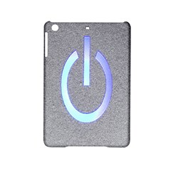 Close Up Of A Power Button iPad Mini 2 Hardshell Cases