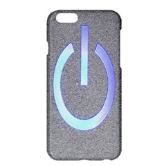 Close Up Of A Power Button Apple Iphone 6 Plus/6s Plus Hardshell Case