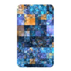 Blue Squares Abstract Background Of Blue And Purple Squares Memory Card Reader