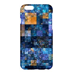 Blue Squares Abstract Background Of Blue And Purple Squares Apple Iphone 6 Plus/6s Plus Hardshell Case
