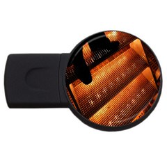 Magic Steps Stair With Light In The Dark USB Flash Drive Round (4 GB)