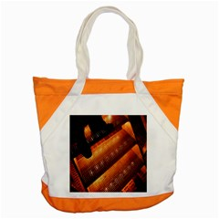 Magic Steps Stair With Light In The Dark Accent Tote Bag