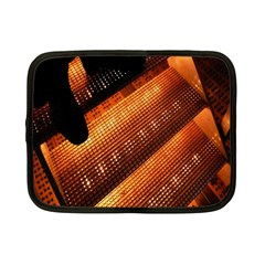 Magic Steps Stair With Light In The Dark Netbook Case (Small)