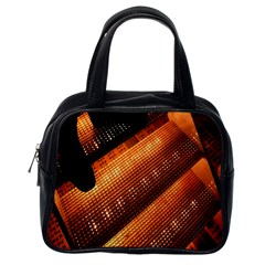 Magic Steps Stair With Light In The Dark Classic Handbags (One Side)