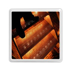 Magic Steps Stair With Light In The Dark Memory Card Reader (Square)