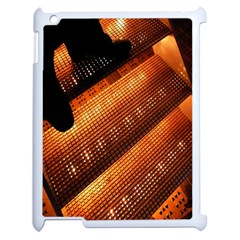 Magic Steps Stair With Light In The Dark Apple Ipad 2 Case (white)