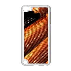 Magic Steps Stair With Light In The Dark Apple iPod Touch 5 Case (White)