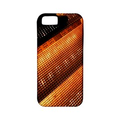 Magic Steps Stair With Light In The Dark Apple iPhone 5 Classic Hardshell Case (PC+Silicone)