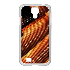 Magic Steps Stair With Light In The Dark Samsung GALAXY S4 I9500/ I9505 Case (White)